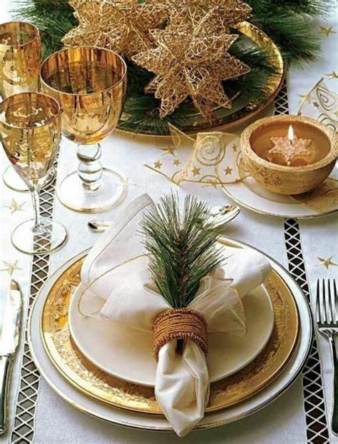 Decoration De La Table De Noel by La D 233 Coration De Table Pour No 235 L Plaisir Et Style