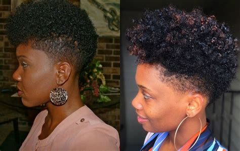fade haircuts for black women short curly hair with fade women hairs picture gallery