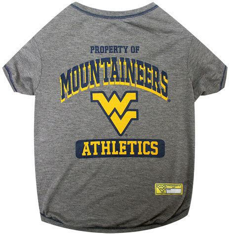 pets first west virginia mountaineers t shirt petco