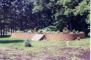 landscape box mound