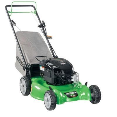 lawn boy 20 in briggs stratton electric start self