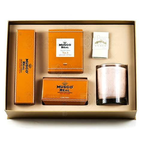 claus porto musgo real big collection gift box spiced citrus claus porto