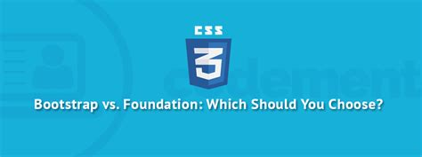 bootstrap tutorial rr foundation bootstrap 3 vs foundation 5 which front end framework