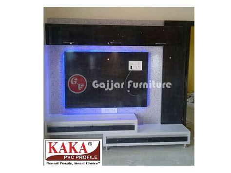 Modular PVC TV Unit Furniture in Ahmedabad   KAKA, Sintex