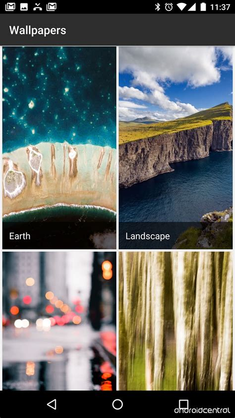 wallpaper for google now launcher google s fancy new wallpaper app is the best thing about