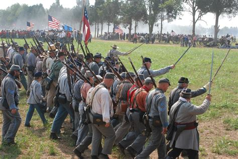 Muster Of Battle Battle Of Manassas 150th Reenactment 187 Discerning History