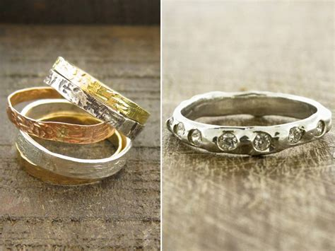 93 unique wedding rings etsy putting an ethical ring on