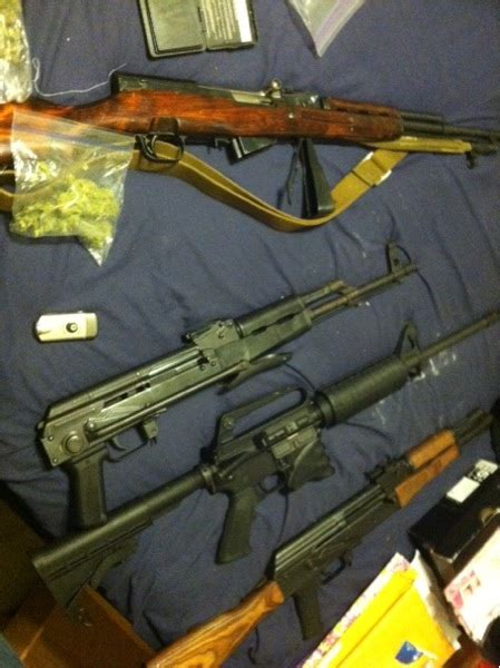 Ne Warrant Search Cape Coral Recover Stolen Assault Rifles In Search Warrant Cape Coral