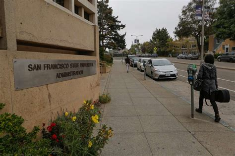 sf state housing cops on lookout for flasher at san francisco state university sfgate