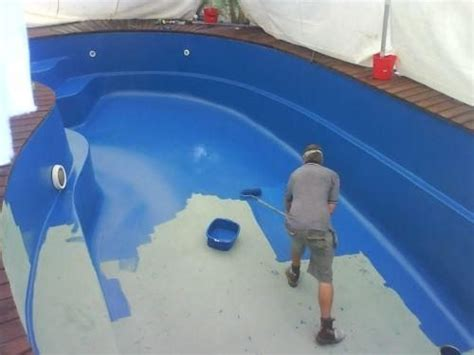 painting a swimming pool tips how to build a house