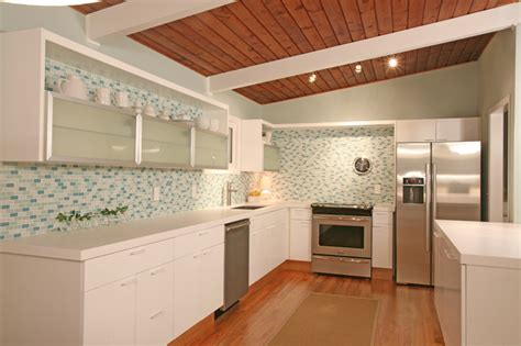 mid century modern kitchen backsplash mid century modern homes for sale atlanta archives