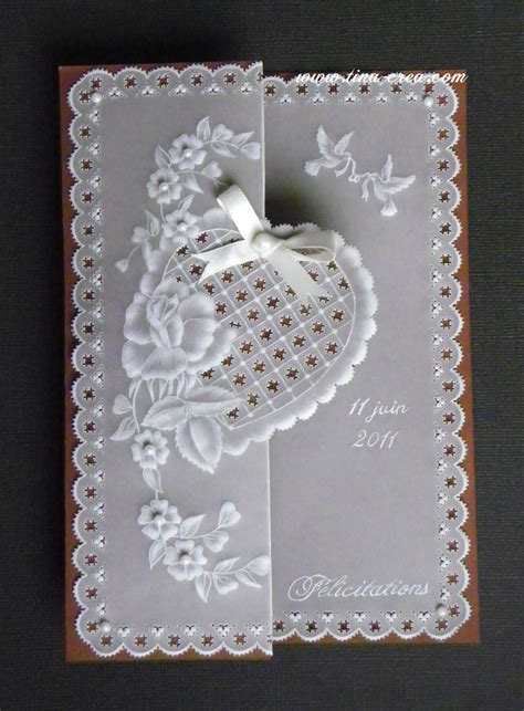 parchment paper craft tableau de mariage quilling cerca con wonderful
