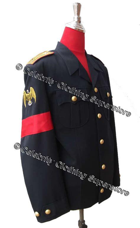 mj black dress jacket pro series m1 all sizes 229 99 michael jackson