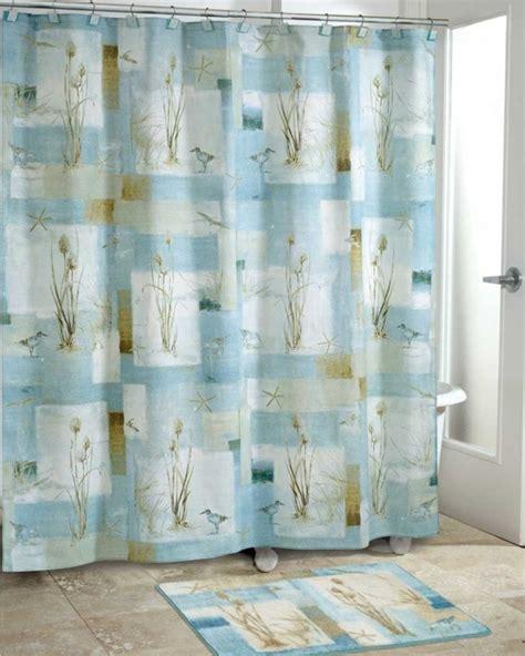 Vorhang Badezimmer by Badezimmer Vorhang Sch 246 Ne Muster Und Farben Im Bad