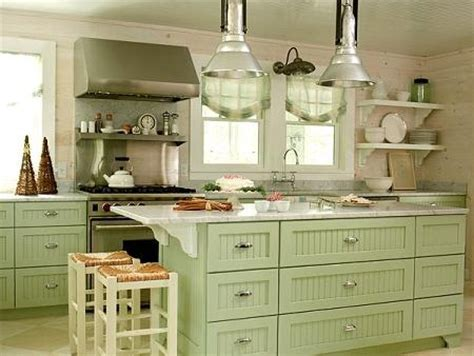 light green kitchen ideas ideas para decorar tu cocina con el color verde interiores
