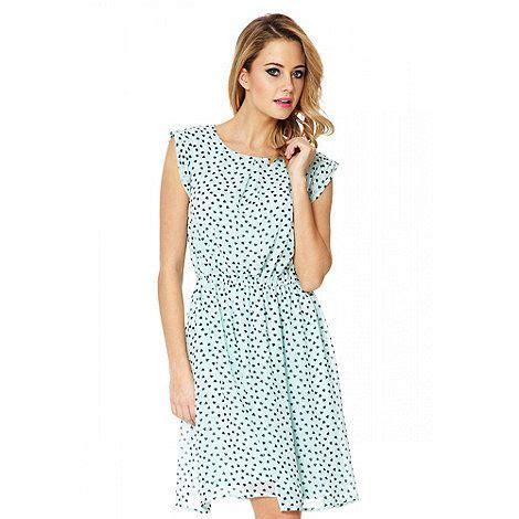 beautiful dresses for wedding guests debenhams quiz mint heart print tea dress at debenhams ie beach