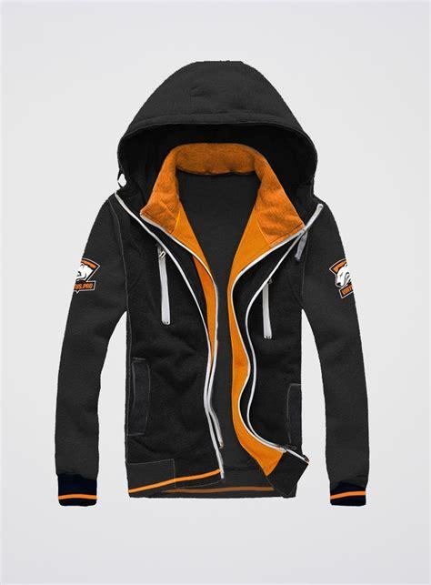 Hoodie Zipper Team Wings Dota 2 R4 virtus pro premium zip hoodie