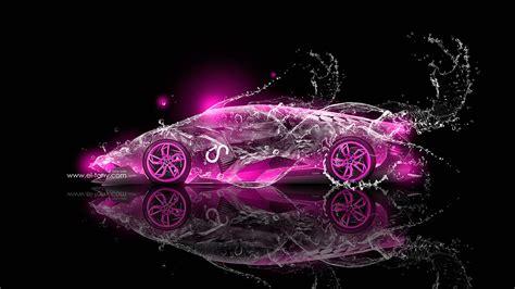 neon pink lamborghini lamborghini egoista water car 2013 el tony