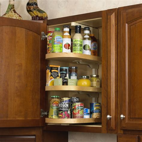 Kitchen Cabinet Spice Rack by Creative Spice Racks Design With Three Tier Swing Spice