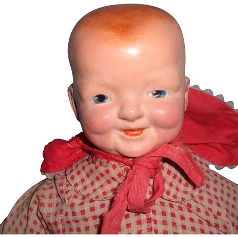 two faced composition doll ideal snoozie smiles 2 composition doll