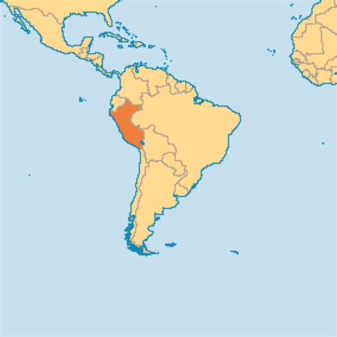peru on the map a f w i s gary miller ministries 10 02 2013