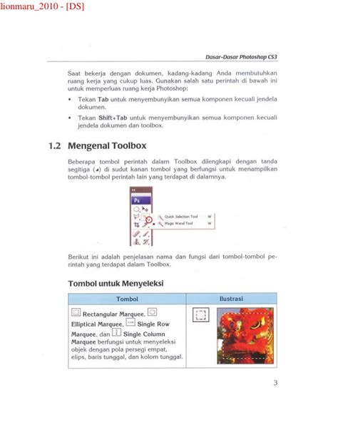 tutorial adobe photoshop cs3 dalam bahasa indonesia pdf download panduan adobe photoshop 7