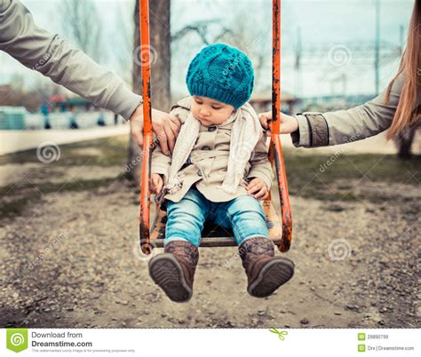 swing her divorce and separation concept royalty free stock images
