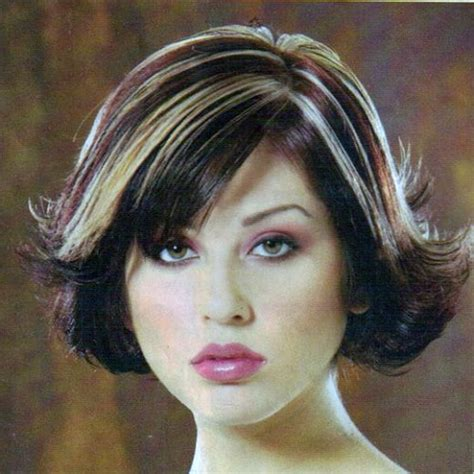 is hair chunking in style brown hair with blonde chunks best pictures fashion gallery