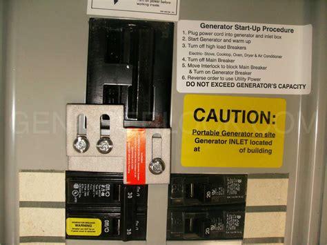generator interlock kit for westinghouse betts