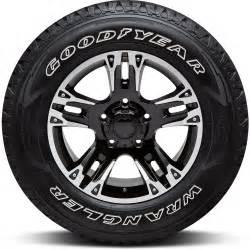 Kevlar Suv Tires Goodyear Wrangler All Terrain Adventure W Kevlar Free