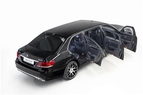 6 Door Mercedes by Binz Mercedes E Class 6 Door Limousinebinz Mercedes