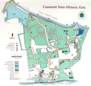 Caumsett State Park Map striperonline