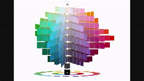 color boom munsell tree