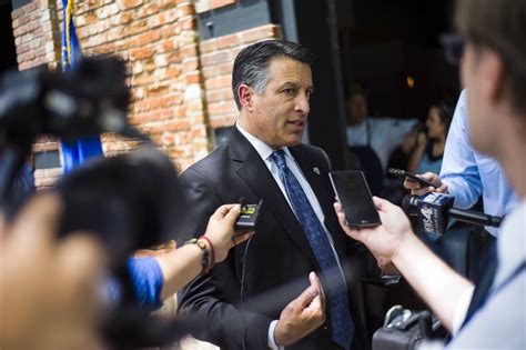 gov brian sandoval misses opportunity  veto  insurance definition bill las vegas review