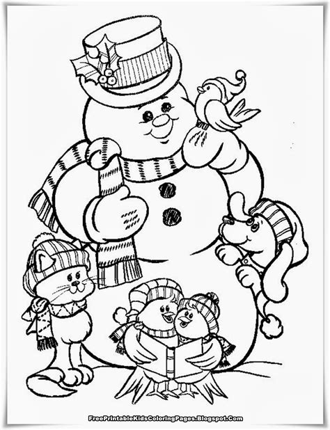 printable holiday color pages free printable christmas coloring pages free printable
