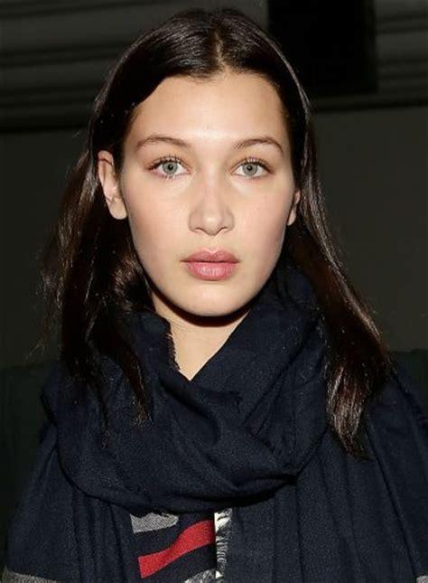 bella hadid beauty surgery bella hadid after cosmetic surgery