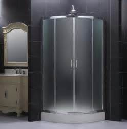 sector shower enclosure