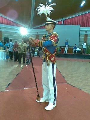 Karpet Taruna ponyard pora di gedung ah nasution akmil magelang