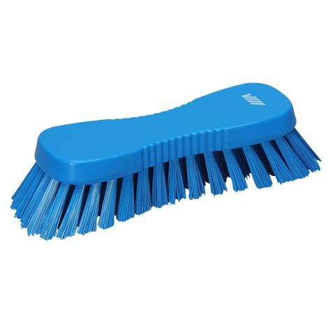 Scrub Brush kiowa ltd vikan stiff scrub brush 185mm blue kiowa ltd industrial components