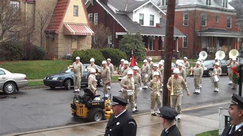 kittanning fireman s band pays special tribute to derian