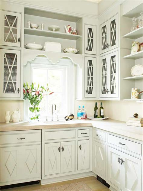 Cottage Style Kitchen Cabinets by Cottage Kitchen Ideas Home Decorating Ideas