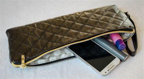 quilted diy clutch purse pattern favecraftscom