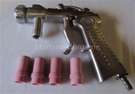 blast cabinet replacement gun sand blasting gun for blasting cabinet sand grit blast