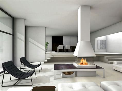 tv in middle of living room awesome modern fireplace in the middle of the living room modern fireplaces for stunning