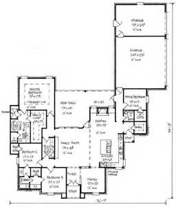 653449 french country 4 bedroom 2 5 bath house plan