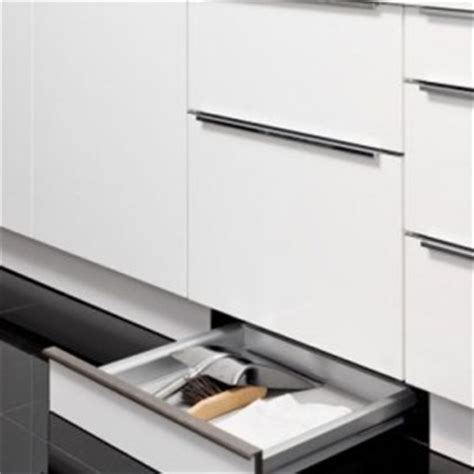Plinth Drawer by Nolte Kitchen Accessories By Klynstone