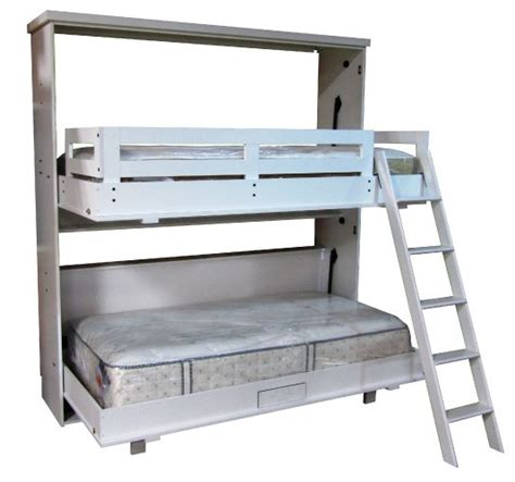 Futon Bunk Beds For by Murphy Bunk Beds Wilding Wallbeds