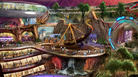 theme park companies lotte world reimagined thinkwell group experience