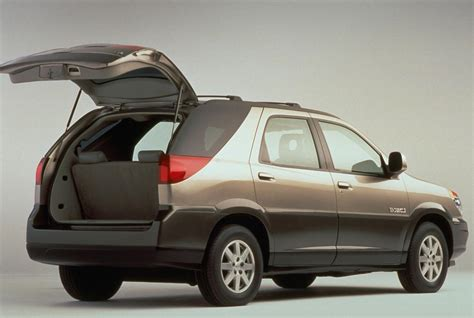 2002 buick rendezvous specs 2002 buick rendezvous pictures information and specs