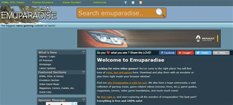 emuparadise website top 5 trusted websites to download wii roms updated